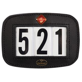 LeMieux™ Leather Number Holders