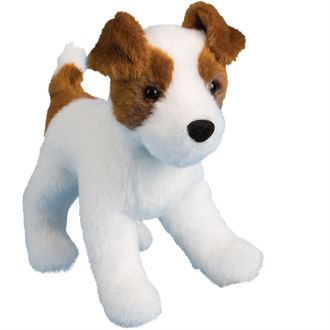 "Douglas® 8"" Dog Stuffed Toy"