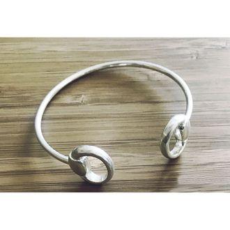 Lilo Collections™ Betty Bit Bangle Bracelet<br />