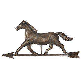 Ganz<sup>®</sup> Bronze Horse Wall Accent