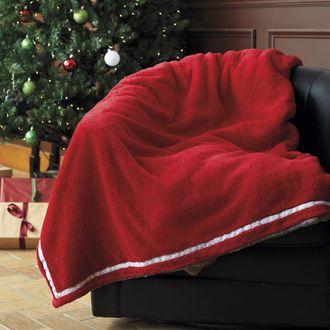 Dover Saddlery® Cozy-Cozy Fleece Throw