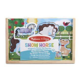 Melissa & Doug® Magnetic Show Horse Play Set