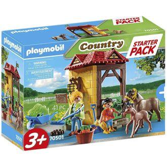 Playmobil®Horse FarmStarter Pack