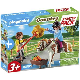 Playmobil® Horseback Riding Starter Pack