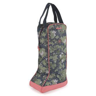 Shires Aubrion Camo TallBoot Bag