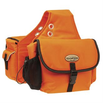 Weaver Leather® Trail Gear Saddle Bags