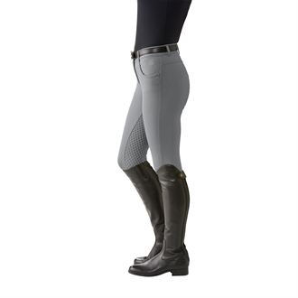 Ovation® Ladies EuroKNIT™ Mélange X-Grip Full-Seat Breech