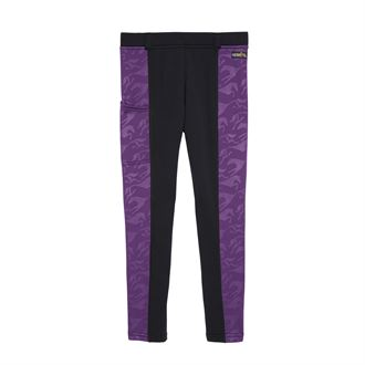 Kerrits Kids' Powerstretch® Embossed Knee-Patch Riding Tights