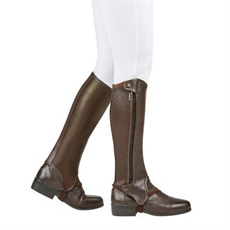Dublin® Evolution Side-Zip Half Chaps