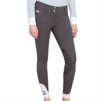 Equine Couture™ Ladies Sophie Silicone Knee-Patch Breech