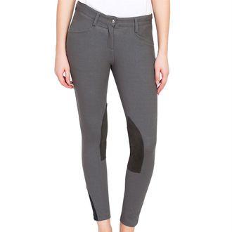 TuffRider® Ladies Active Knee-Patch Breech