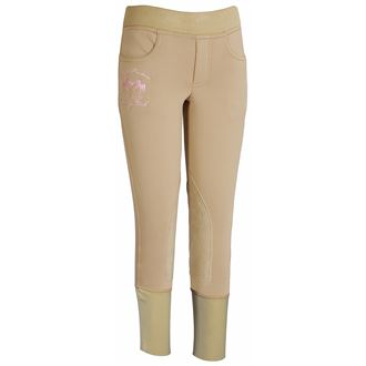 Equine Couture™ Childrens Riding Club Pull-On Winter Breech