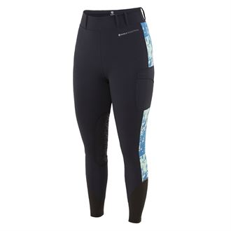 Noble Equestrian™ Ladies' Printed Balance Riding Tights