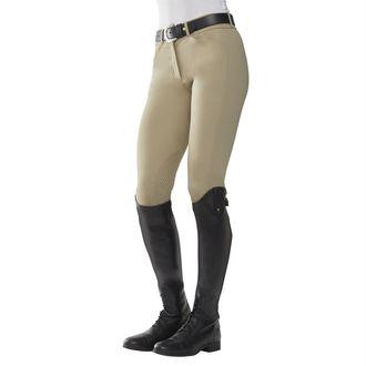 Dover Saddlery® Ladies' Wellesley Tech Knee-Patch Breech
