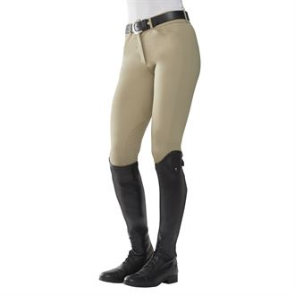 Dover Saddlery® Ladies' Wellesley Tech Knee-Patch Breech