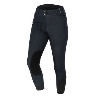 Noble Equestrian™ Ladies' Better Than Denim Knee-Patch Breech