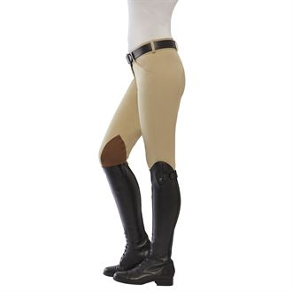 Dover Saddlery® Ladies' Wellesley Competition Knee-Patch Breech