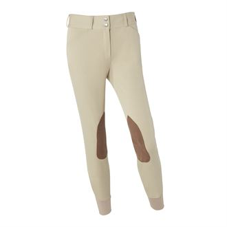 Dover Saddlery® Girls' Wellesley Competition Knee-Patch Breech