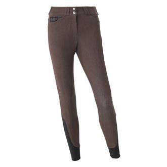 Dover Saddlery® Ladies' Dalton Denim Knee-Patch Breech
