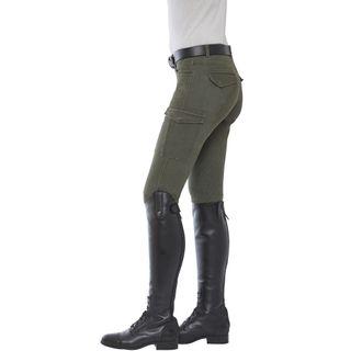 Dover Saddlery® Ladies' Wellesley Cargo Knee-PatchBreech