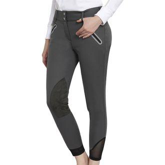 TuffRider® Ladies' Yeti Soft Shell Knee-Patch Breech