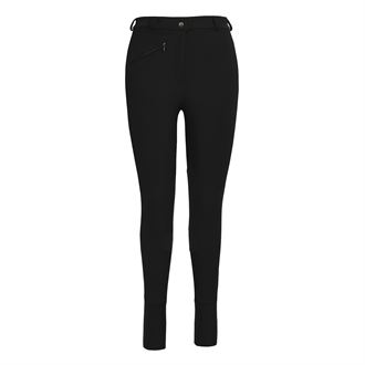 TuffRider® Ladies' Long Ribb Knee-Patch Breech