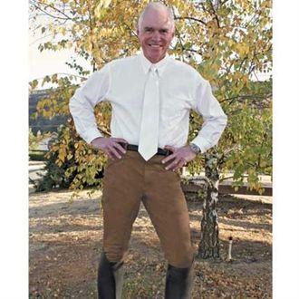 RHC Equestrian Mens Full Seat Breeches