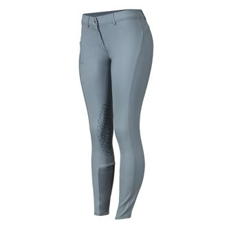 Horze Ladies' Joanna Knee-Patch Breech with Silicone Grip
