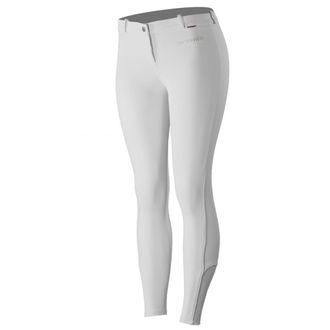 B Vertigo Ladies' Lauren Knee-Patch Breech with Silicone Grip Patches