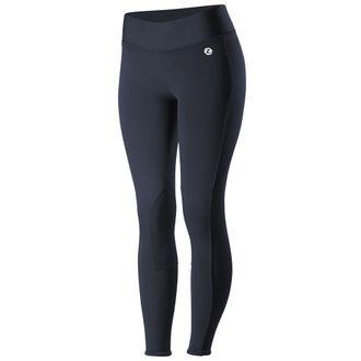 Horze Ladies' Active Winter Weight Knee-Patch Tight