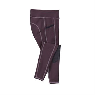 Riding Sport™ by Dover Saddlery® Girls'Silicone Knee-Patch Tech Tight