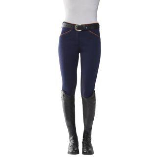 Dover Saddlery® Ladies' Wellesley Knee-Patch Breech