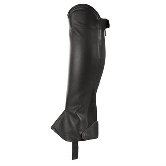 Horze Leather Half Chaps