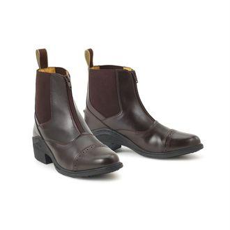 Ovation® Childrens Synergy Zip Paddock Boot