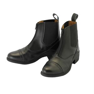 Ovation® Ladies Synergy Zip Paddock Boot