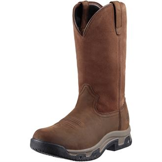 Ariat® Mens Terrain Pull-On H2O Boots