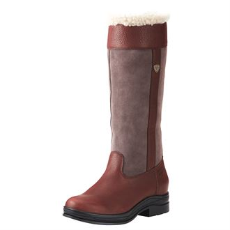 Ariat® Ladies Windermere Fur H2O Insulated Boot