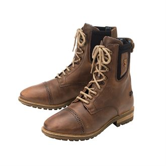 Tredstep™ Ladies Spirit Lace-Front Paddock Boots