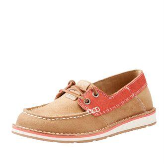 Ariat<sup>®</sup> Ladies' Cruiser Castaway Slip-on Shoes