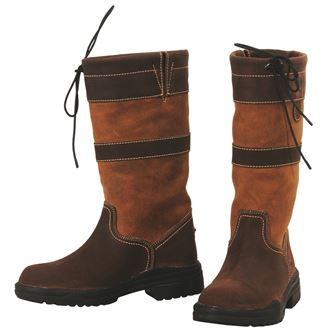 TuffRider® Ladies Low Country Waterproof Short Country Boots