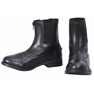 TuffRider® Ladies Starter Lite Front-Zip Paddock Boots
