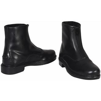 TuffRider® Ladies Starter Winter Fleece-Lined Front-Zip Paddock Boots