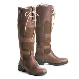 Tredstep™ Ladies' Avoca Front Lace Country Boots