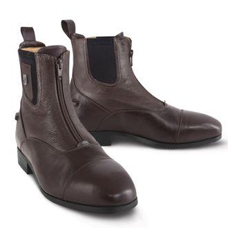 Tredstep™ Men's Medici II Front-Zip Paddock Boots