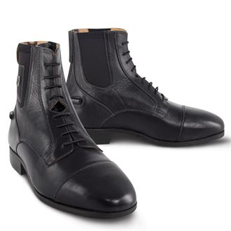 Tredstep™ Ladies'Medici II Lace Front & Rear Zip Paddock Boots