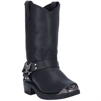 Dan Post® Dingo Men's Chopper Leather Harness Boots