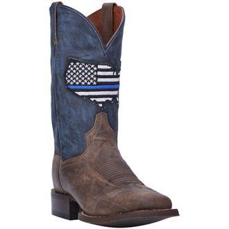 Dan Post® Men's Thin Blue Line Boots