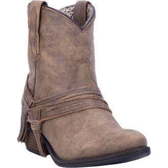 Dan Post® Laredo® Ladies' Kyra Leather Booties