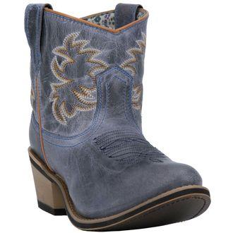 Dan Post® Laredo® Ladies' Sapphyre Leather Booties