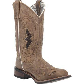 Dan Post® Laredo® Ladies' Spellbound Leather Boots in Tan